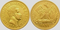 Doppelter Friedrich d`or 1831 A Preussen Friedrich Wilhelm III. (1797-1... 2798,00 EUR kostenloser Versand