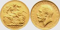 Sovereign 1918 P Australien Georg V. vz  309,00 EUR  zzgl. 6,95 EUR Versand