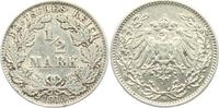 1/2 Mark 1913 D Kaiserreich 1/2 Mark ss-vz  2,95 EUR  zzgl. 2,95 EUR Versand