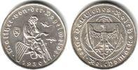 3 Reichsmark 1930 D Weimarer Republik Walther von der Vogelweide vz  79,00 EUR  zzgl. 6,95 EUR Versand