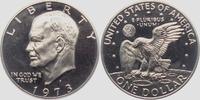 1 Dollar 1973 S USA Eisenhower - Mondlandung PL-Silber  19,95 EUR  zzgl. 4,95 EUR Versand