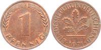 1 Pfennig 1971 F BRD  ss  1,95 EUR  zzgl. 2,95 EUR Versand