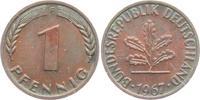 1 Pfennig 1967 F BRD  prägefrisch  1,95 EUR  zzgl. 2,95 EUR Versand