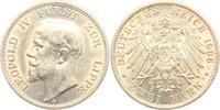 2 Mark 1906 A Lippe Leopold IV. (1904-1918) f.st  479,00 EUR  zzgl. 6,95 EUR Versand