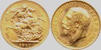 1 Sovereign 1911 Großbritannien Georg V. bankfrisch  319,00 EUR  zzgl. 6,95 EUR Versand