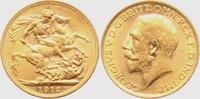 1 Sovereign 1912 Großbritannien Georg V. bankfrisch  308,00 EUR  zzgl. 6,95 EUR Versand