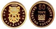500 Tenge 2009 Kasachstan 500 Tenge Goldmünze - Goldschatz von Berel - ... 59,90 EUR