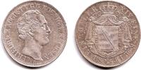Taler 1841 G Sachsen Friedrich August ss+  69,00 EUR  zzgl. 6,95 EUR Versand