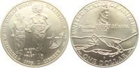 USA 1 Dollar Olympische Sommerspiele 1996 in Atlanta - Blindenläufer