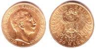 20 Mark 1899 A Preussen Kaiser Wilhelm II. ss/vz  319,00 EUR  zzgl. 6,95 EUR Versand