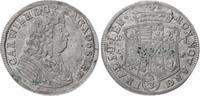 2/3 Taler 1678 Anhalt-Zerbst Carl Wilhelm 1667-1718. Winzige Fundbelags... 225,00 EUR kostenloser Versand