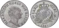 3 Kreuzer 1816 Bayern Maximilian I. Joseph 1806-1825. Vorzüglich-Stempe... 85,00 EUR  zzgl. 5,00 EUR Versand