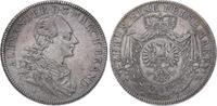 Konv.-Taler 1780 Brandenburg-Ansbach Alexander 1757-1791. Sehr schön +  325,00 EUR kostenloser Versand