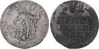 1/6 Taler 1757 Mecklenburg-Strelitz Adolf Friedrich IV. 1752-1794. Fund... 25,00 EUR  zzgl. 5,00 EUR Versand