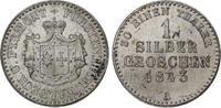 Silbergroschen 1843  A Waldeck Georg Heinrich 1805-1812-1845. Fast Stem... 75,00 EUR  zzgl. 5,00 EUR Versand
