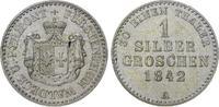 Silbergroschen 1842  A Waldeck Georg Heinrich 1805-1812-1845. Vorzüglic... 60,00 EUR  zzgl. 5,00 EUR Versand