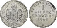 Silbergroschen 1845  A Waldeck Georg Heinrich 1805-1812-1845. Kleine Fl... 100,00 EUR  zzgl. 5,00 EUR Versand