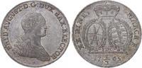 2/3 Taler 1765 Sachsen-Albertinische Linie Friedrich August III. 1763-1... 325,00 EUR  plus 7,50 EUR verzending