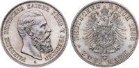 2 Mark 1888  A Preußen Friedrich III. 1888. Vorzüglich-Stempelglanz  80,00 EUR  plus 5,00 EUR verzending