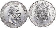 5 Mark 1888  A Preußen Friedrich III. 1888. Leicht berieben, vorzüglich... 165,00 EUR  plus 5,00 EUR verzending
