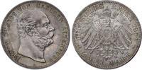 2 Mark 1901  A Sachsen-Altenburg Ernst 1853-1908. Hübsche Patina. Fast ... 725,00 EUR  plus 7,50 EUR verzending