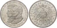 5 Mark 1909 Sachsen Friedrich August III. 1904-1918. Vorzüglich-Stempel... 225,00 EUR  plus 7,50 EUR verzending