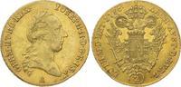 Doppeldukat 1786  A Römisch Deutsches Reich Josef II. 1780-1790. Winzig... 650,00 EUR  plus 7,50 EUR verzending
