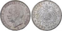 5 Mark 1913  G Baden Friedrich II. 1907-1918. Kleine Kratzer, vorzüglic... 160,00 EUR  plus 5,00 EUR verzending