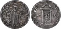 Grosso 1750 Italien-Kirchenstaat Benedetto XIV. 1740-1758. Stempelfehle... 80,00 EUR  plus 5,00 EUR verzending