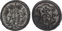 Pfennig 1697 Sachsen-Albertinische Linie Friedrich August I. 1694-1733.... 42,00 EUR  plus 5,00 EUR verzending