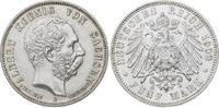 5 Mark 1902  E Sachsen Albert 1873-1902. Vorzüglich  160,00 EUR  plus 5,00 EUR verzending
