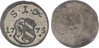 Pfennig 1775 Nürnberg, Stadt  Leichte Prägeschwäche, vorzüglich-Stempel... 22,00 EUR  plus 5,00 EUR verzending