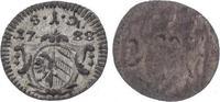 Pfennig 1788 Nürnberg, Stadt  Vorzüglich  18,00 EUR  plus 5,00 EUR verzending