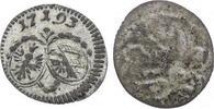 Pfennig 1793 Nürnberg, Stadt  Vorzüglich-Stempelglanz  22,00 EUR  plus 5,00 EUR verzending