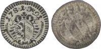 Pfennig 1791 Nürnberg, Stadt  Fast Stempelglanz  30,00 EUR  plus 5,00 EUR verzending