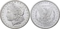 Morgan Dollar 1882  CC Vereinigte Staaten von Amerika  Fast Stempelglanz  310,00 EUR  plus 7,50 EUR verzending