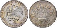 8 Reales 1888 Mexiko Zweite Republik seit 1867. Prachexemplar. Fast Ste... 150,00 EUR  plus 5,00 EUR verzending