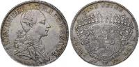 Taler 1777  G Brandenburg-Ansbach Alexander 1757-1791. Rs. leicht just.... 335,00 EUR  plus 7,50 EUR verzending