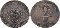 Vierteltalerförmige Silbermedaille 1 1750 Hamburg, Stadt  Sehr schön-vo... 75,00 EUR  plus 5,00 EUR verzending