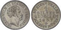 Silbergroschen 1837  D Brandenburg-Preußen Friedrich Wilhelm III. 1797-... 45,00 EUR  plus 5,00 EUR verzending