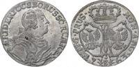 6 Gröscher 1 1763  E Brandenburg-Preußen Friedrich II. 1740-1786. Prach... 135,00 EUR  plus 5,00 EUR verzending