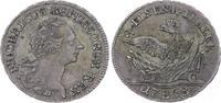 1/4 Taler 1768  B Brandenburg-Preußen Friedrich II. 1740-1786. Sehr sch... 135,00 EUR  zzgl. 5,00 EUR Versand