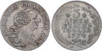 1/3 Taler 1774  A Brandenburg-Preußen Friedrich II. 1740-1786. Minimale... 100,00 EUR  zzgl. 5,00 EUR Versand