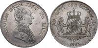 Taler 1807 Bayern Maximilian I. Joseph 1806-1825. Minimal justiert, vor... 345,00 EUR kostenloser Versand