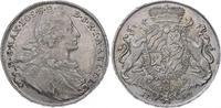 Taler 1760 Bayern Maximilian III. Joseph 1745-1777. Prachtexemplar. Min... 395,00 EUR kostenloser Versand