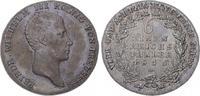 1/6 Taler 1816  A Brandenburg-Preußen Friedrich Wilhelm III. 1797-1840.... 85,00 EUR  zzgl. 5,00 EUR Versand