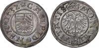 1/2 Batzen 1532 Kempten, Stadt  Vorzüglich-Stempelglanz  90,00 EUR  zzgl. 5,00 EUR Versand