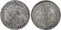 6 Stüber 1 1766 Köln, Stadt  Sehr schön-vorzüglich  60,00 EUR  zzgl. 5,00 EUR Versand