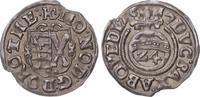 1/24 Taler 1617  HL Quedlinburg, Abtei Dorothea 1610-1617. Zainende, vo... 95,00 EUR  zzgl. 5,00 EUR Versand