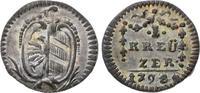 Kreuzer 1798 Nürnberg, Stadt  Fast Stempelglanz  45,00 EUR  zzgl. 5,00 EUR Versand